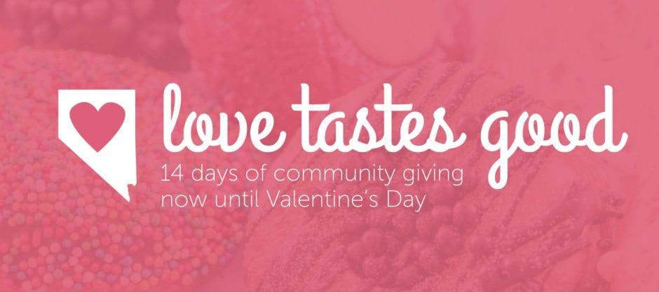 Love Tastes Good