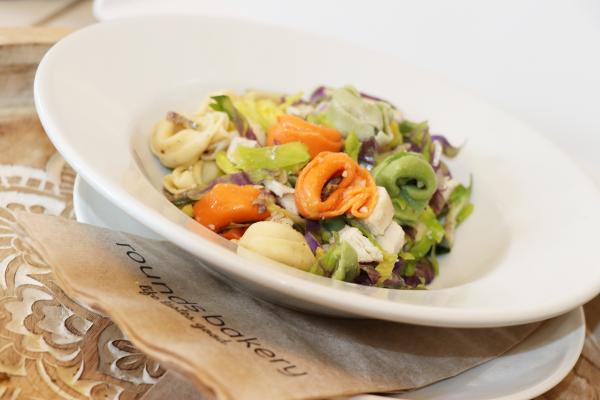 Chicken Tortellini Pasta Salad
